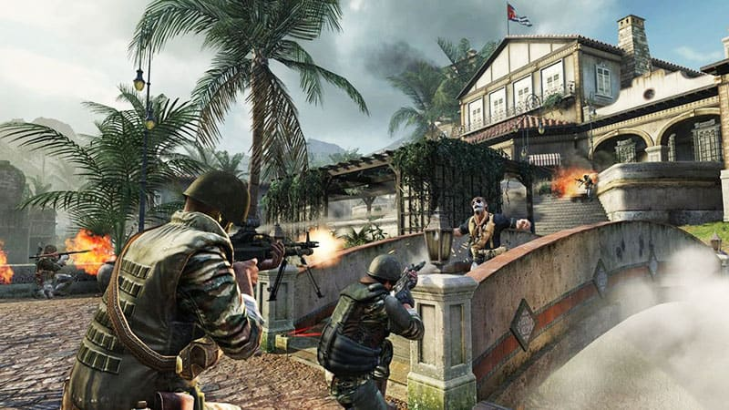 Call of Duty God Mode