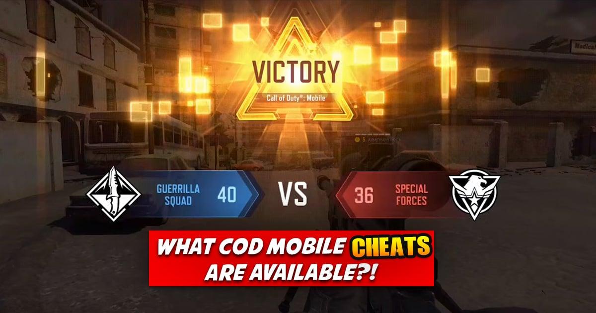 Call of Duty Mobile Cheats Hacks